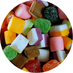 28. Dolly Mixture