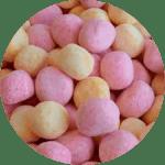27. Rhubarb & Custard Bonbons