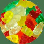 18. Gummy Bears