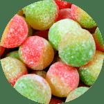 25. Rosy Apples