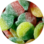 9. Sour Apples