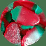 10. Haribo Strawberries